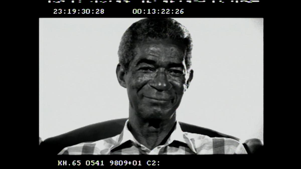 Didi, meio-campo do Botafogo e da seleção em 58 e 62, em entrevista à série <i>Futebol</i>