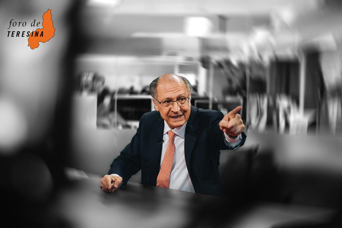 A aliança com o Centrão ampliou as chances de Alckmin chegar ao segundo turno, mas impôs dilemas à sua candidatura