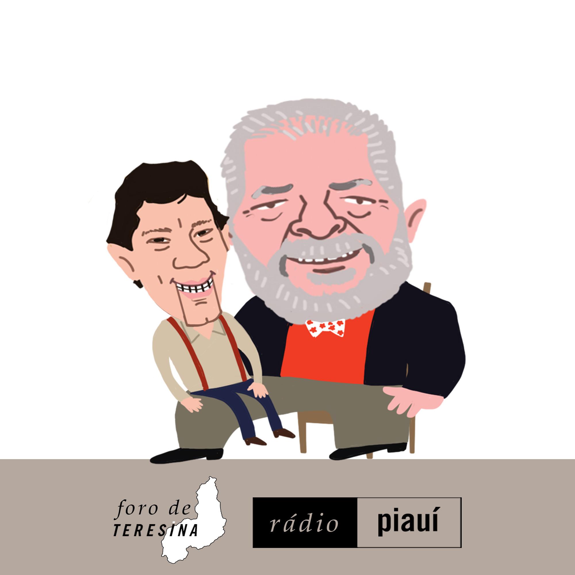 #14: O ventríloquo de Haddad, a sucessão no Rio e o primeiro-ministro de Bolsonaro