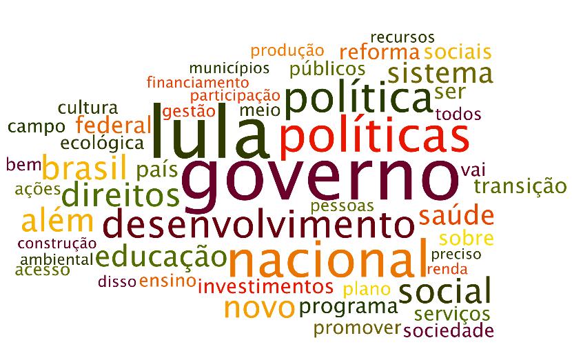 programa governo lula
