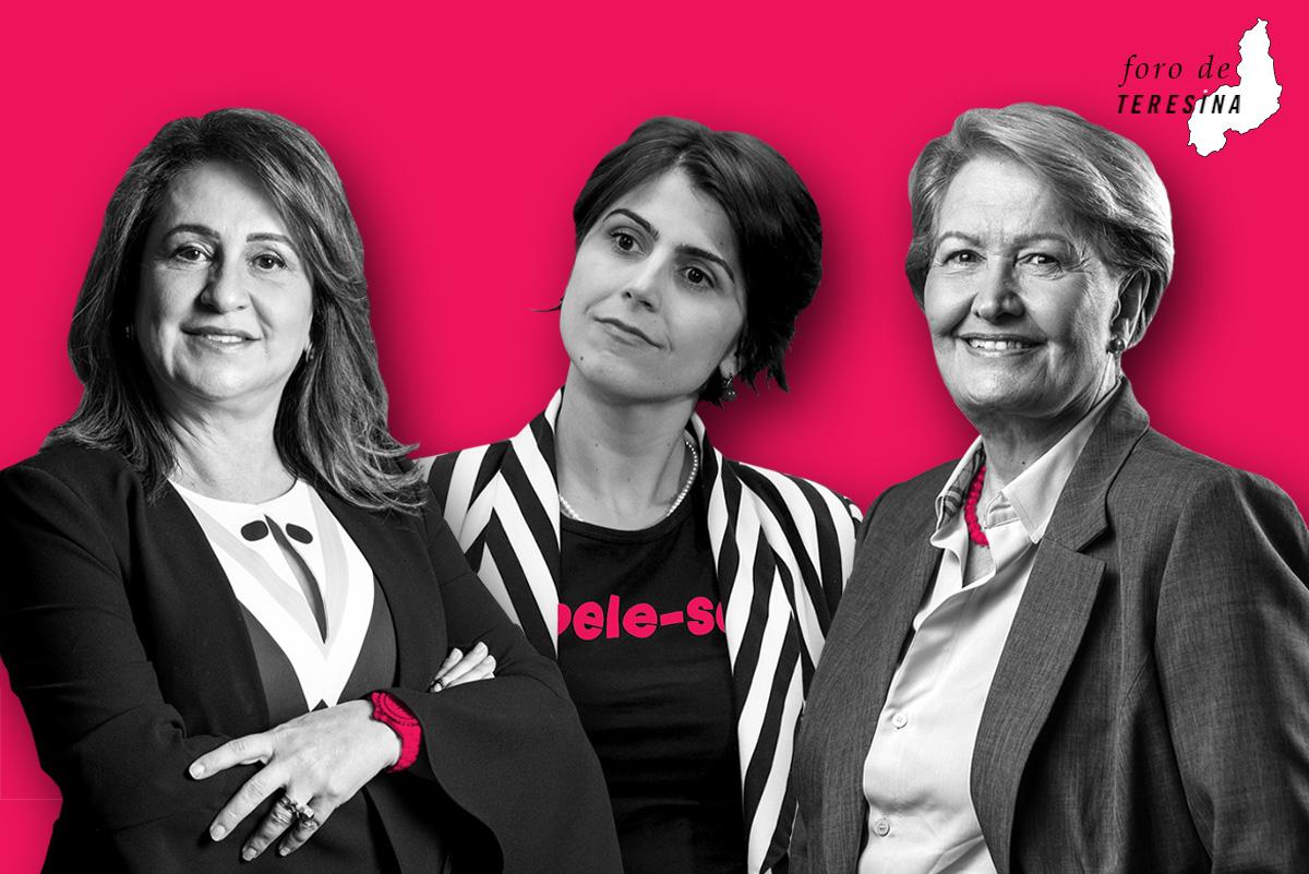 O pleito deste ano tem um recorde – o maior número já registrado de candidatas a vice-presidente.