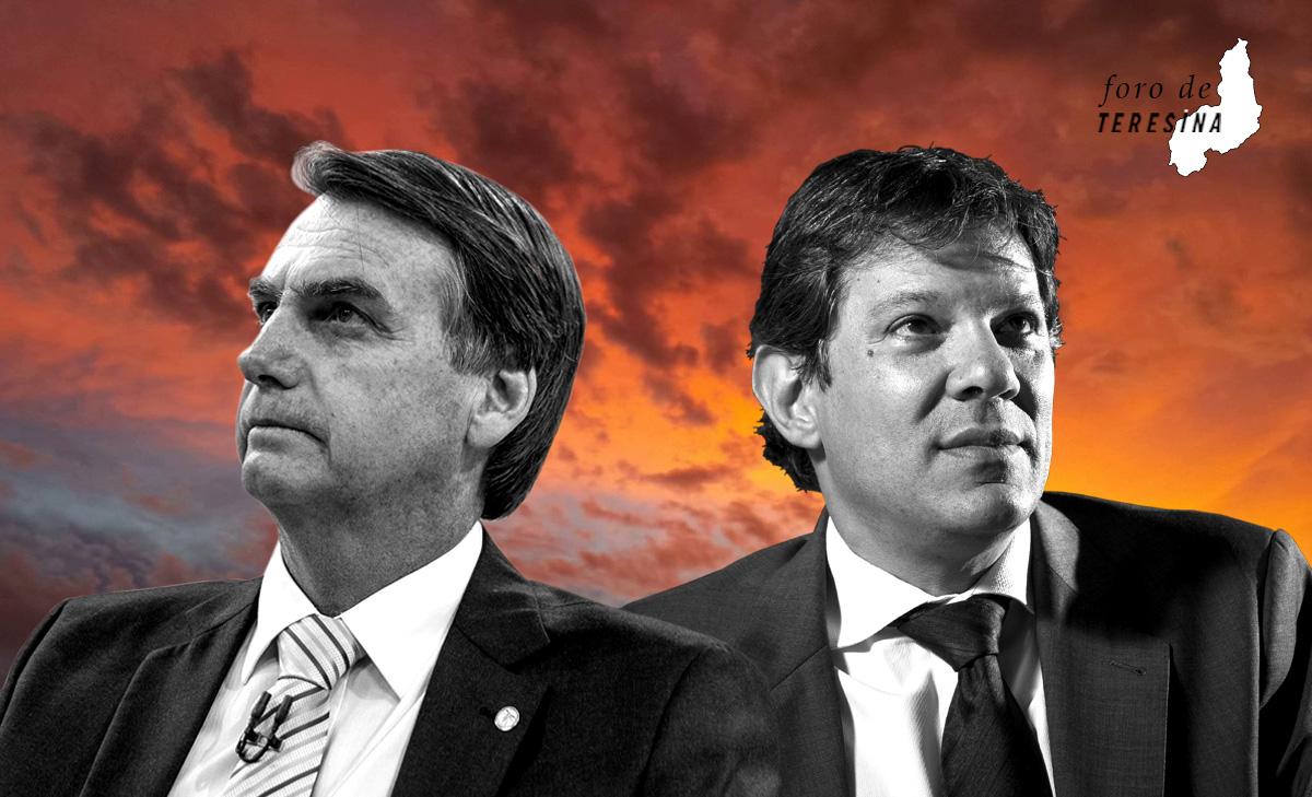 A polarização antecipada da eleição presidencial tornou possível – ainda que improvável – um desfecho já no primeiro turno