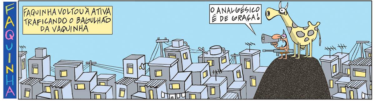 Cartuns de Glauco Villas Boas