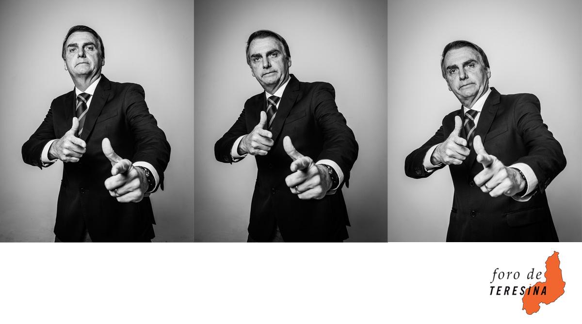 Há dois anos, Bolsonaro oscilava entre 7% e 8% das intenções de voto e parecia um candidato improvável