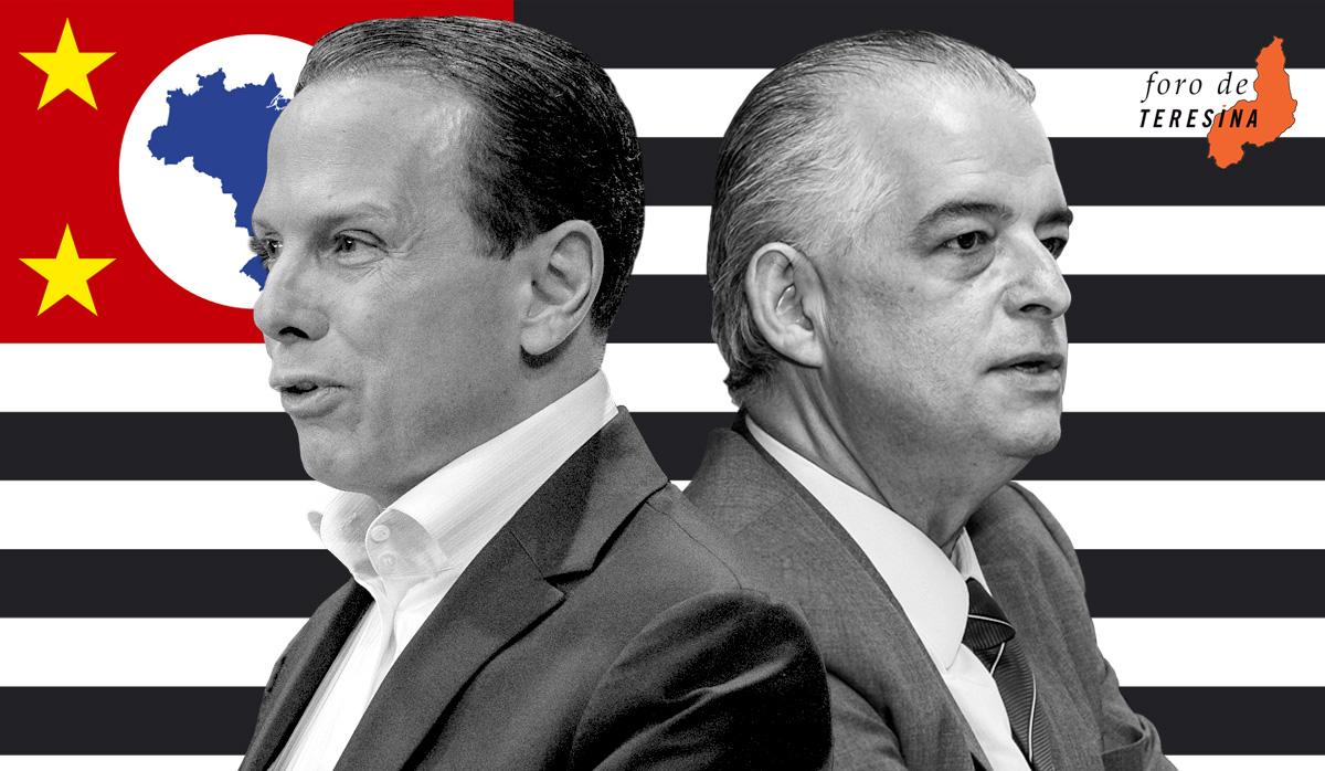 Em São Paulo, a onda bolsonarista pode não ser suficiente para aplacar a alta rejeição de João Doria