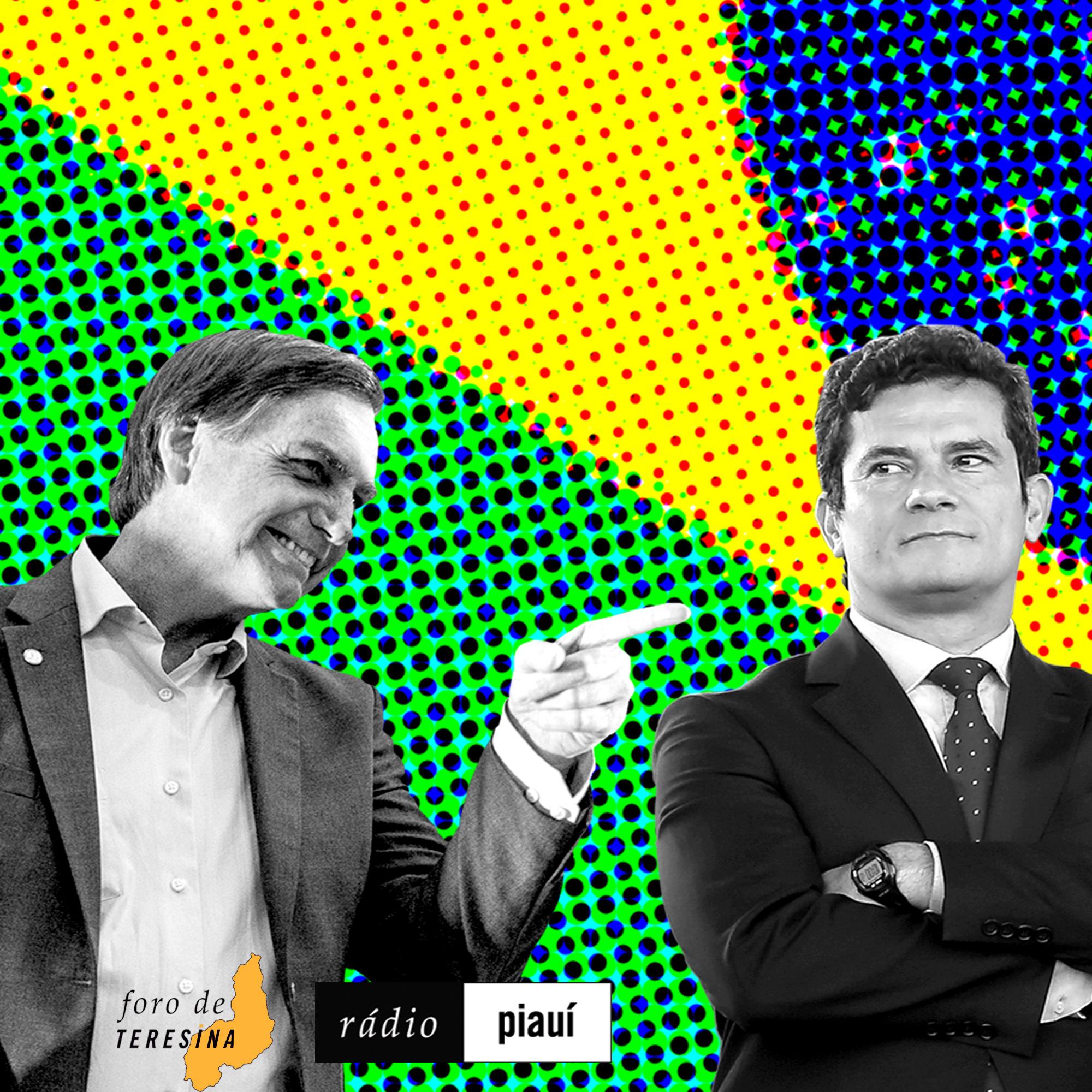 #21: Moro volta à cena, o efeito bumerangue do #EleNão e o segundo turno antecipado