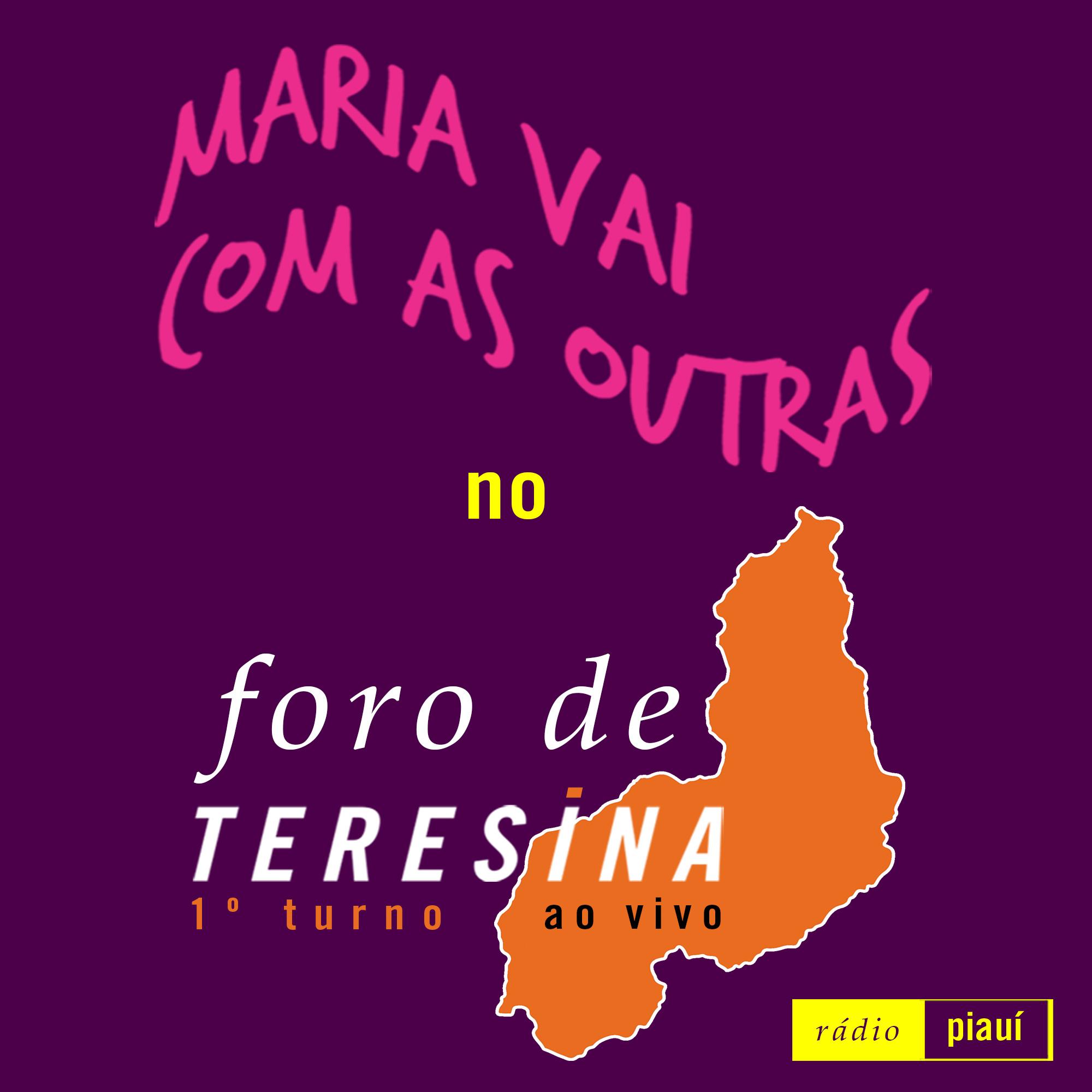 Extra: ao vivo no <i>Foro de Teresina</i>