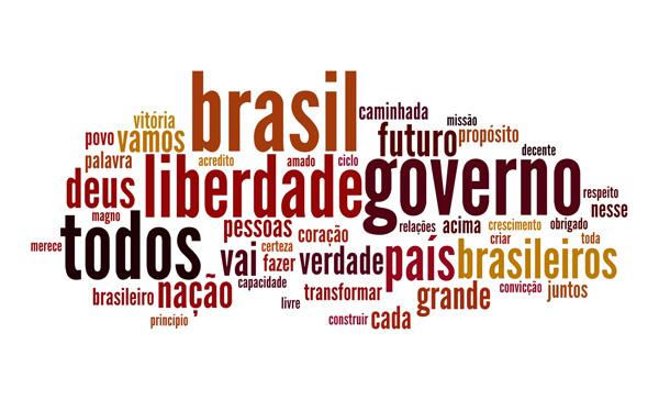 """""""Verdade"""" e """"liberdade"""" agora aparecem na fala de Bolsonaro; veja diferenças antes e depois da eleição"""