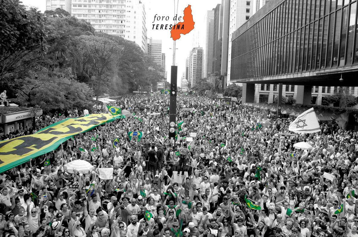 Ao fazer discurso inflamado durante ato em São Paulo, Bolsonaro radicalizou ainda mais sua candidatura à Presidência