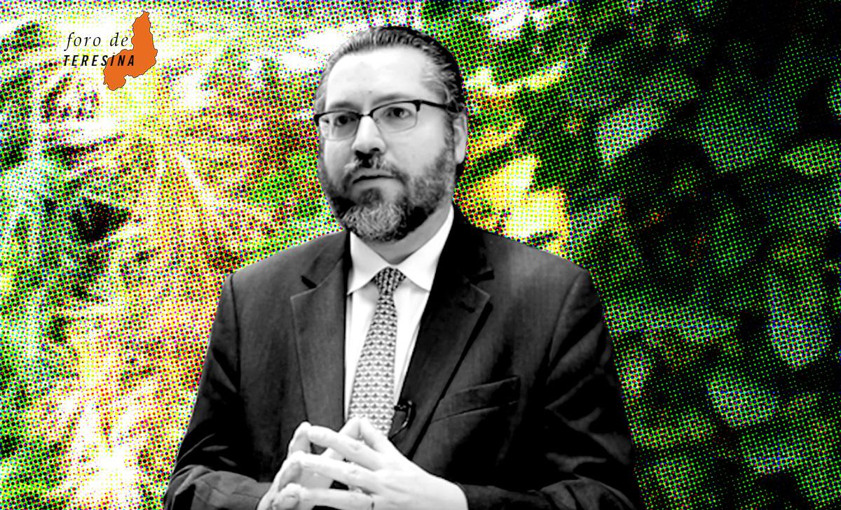 """Crítico do """"globalismo"""" e da China, o novo chanceler Ernesto Araújo pode ter um choque de realidade no comércio exterior"""