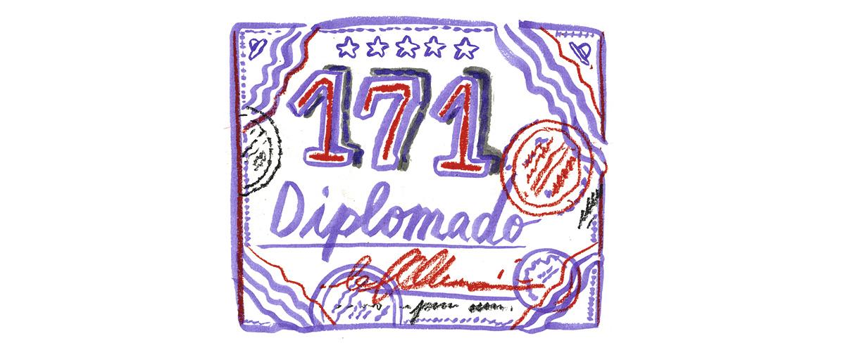 Um tremendo 171