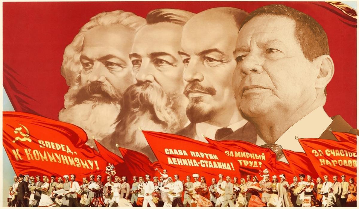 """'Vice-presidentes do mundo todo, uni-vos!"""", tem gritado Mourão"""