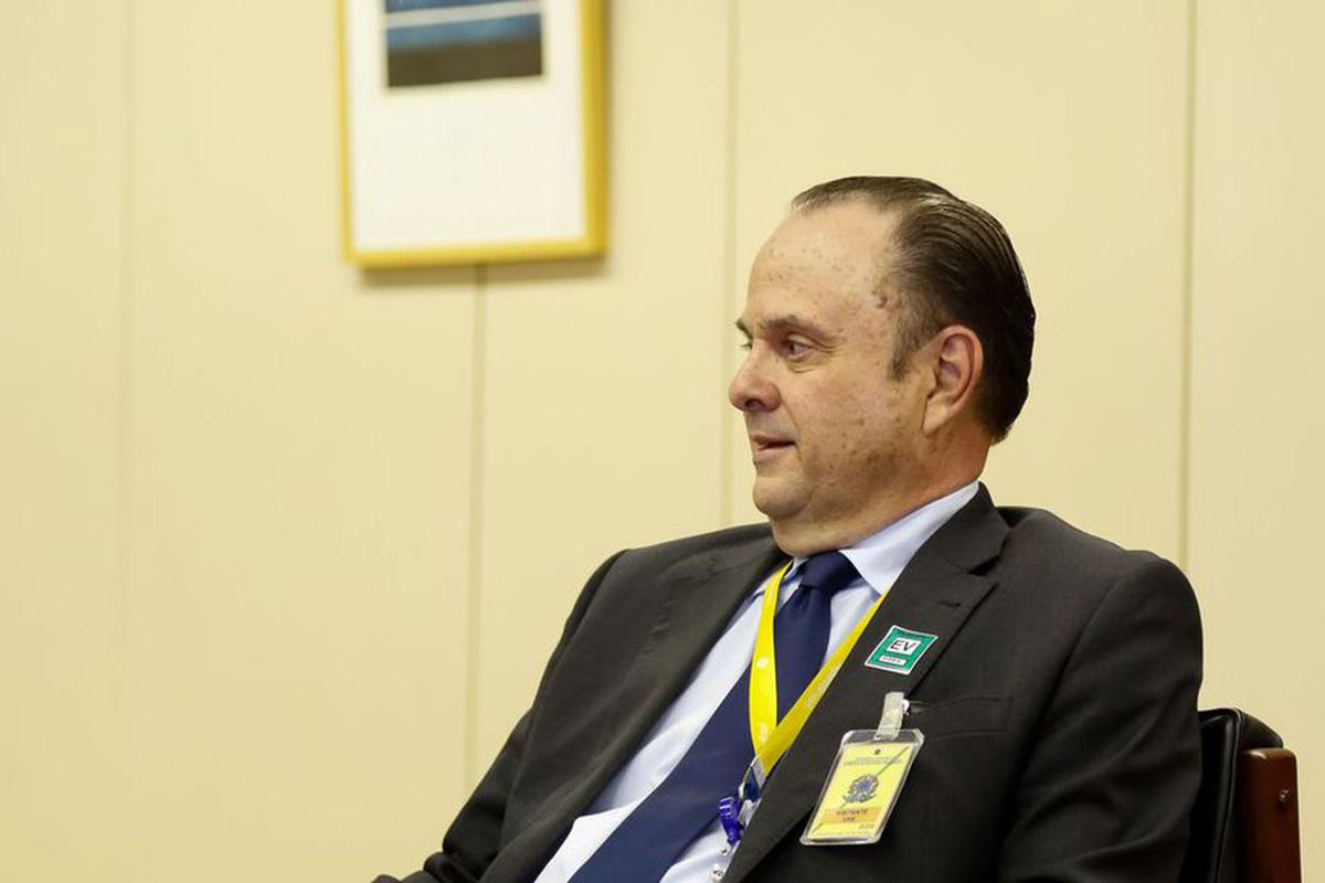 Mario Vilalva, embaixador demitido da Apex