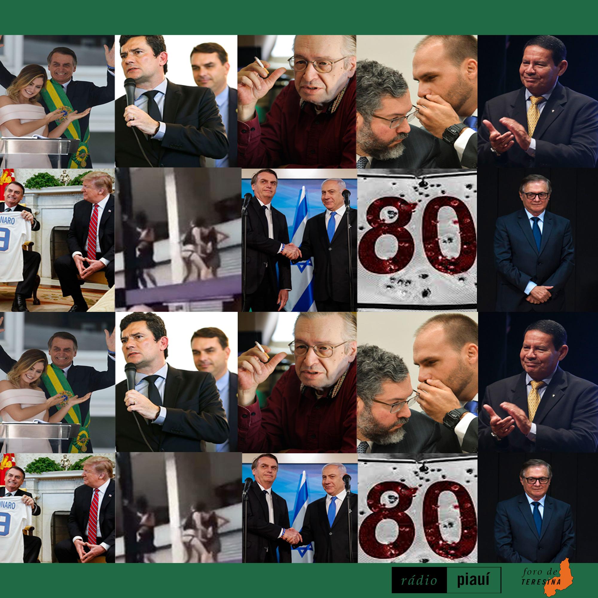#46: Os 100 dias de governo, o marasmo na economia e a chuva (de tiros) no Rio