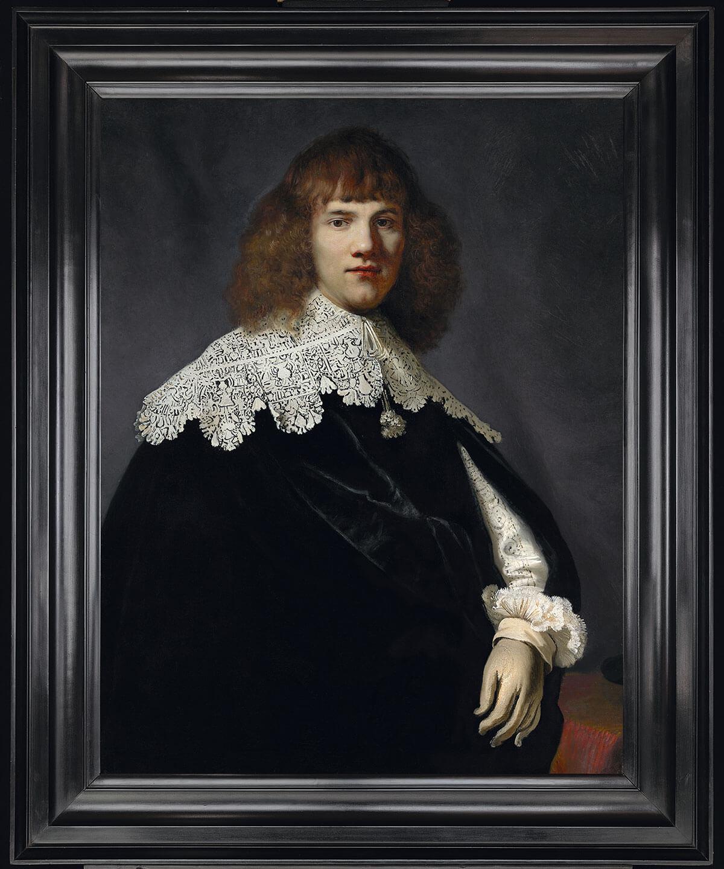 A autoria de Retrato de um Jovem passou despercebida à casa de leilões Christie's. O quadro foi arrematado por Jan Six XI por 173 mil dólares, uma ninharia em se tratando de um Rembrandt