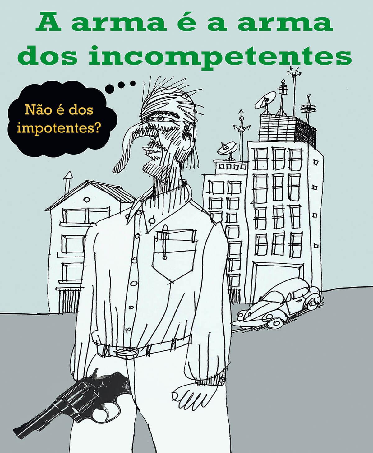 Cartuns de Reinaldo Figueiredo