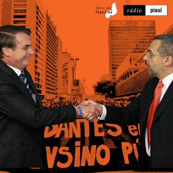#51: Moro no STF, o sigilo de Queiroz e Flavio e os protestos contra o governo