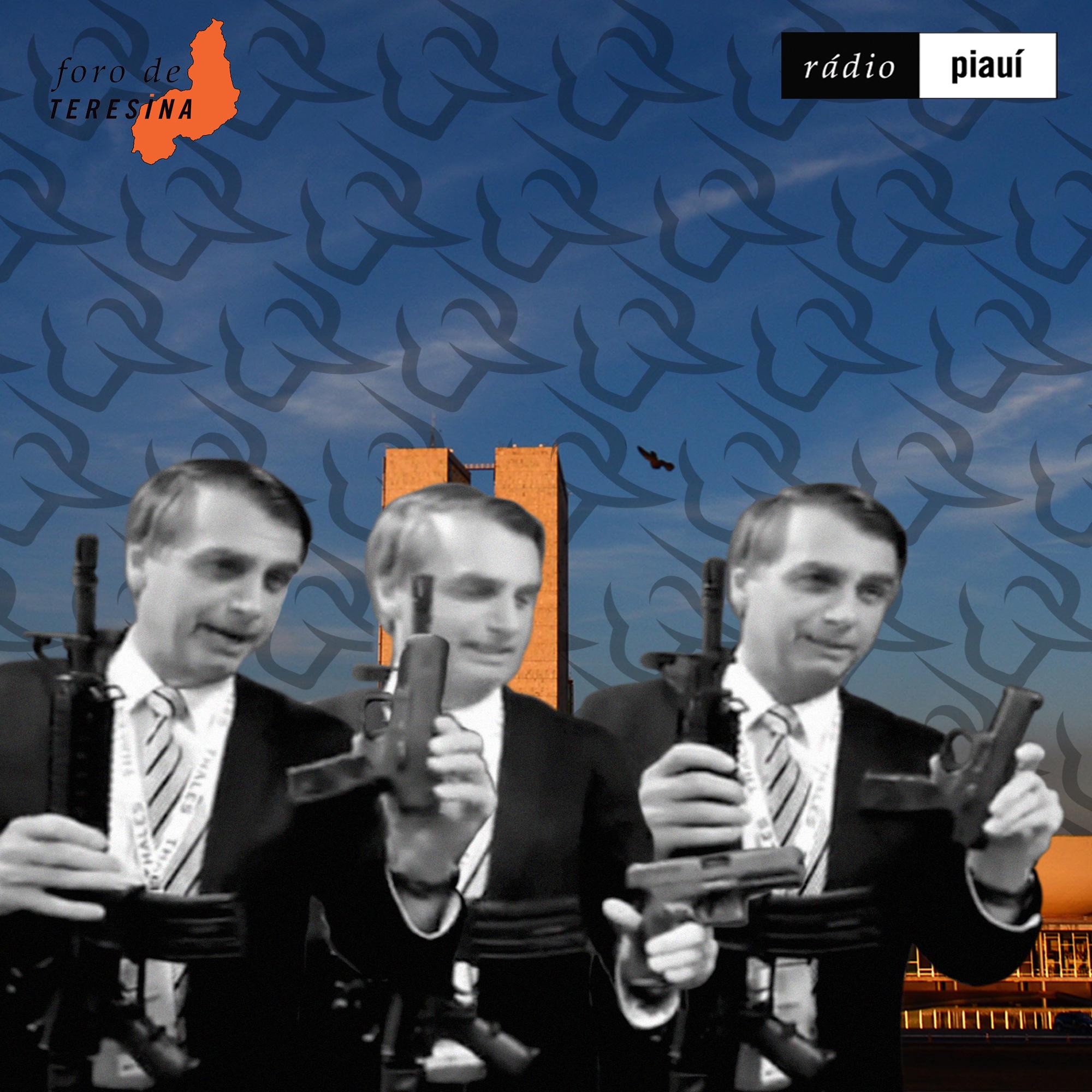 #52 especial de um ano: Parlamentarismo branco, atos pró-governo e o lobby do fuzil