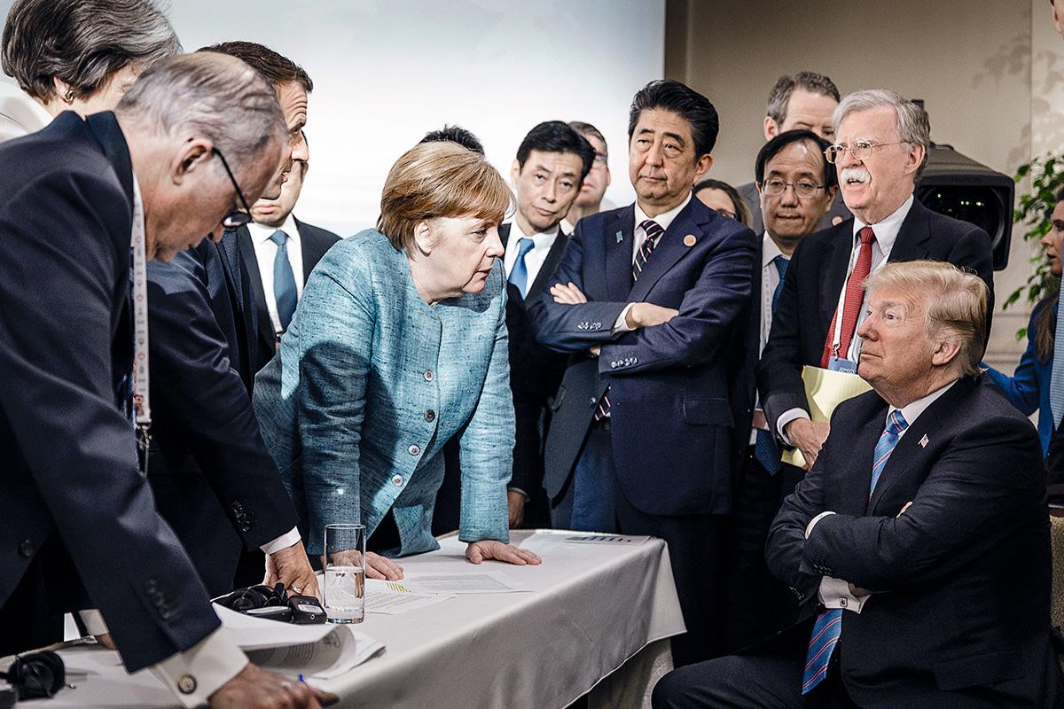 Muitos no governo alemão julgaram que, uma vez instalado na Casa Branca, Trump moderaria o tom. Merkel nunca fez parte desse grupo. A chanceler sabe que, se reeleito, ele terá todas as condições para destroçar os pilares da ordem mundial
