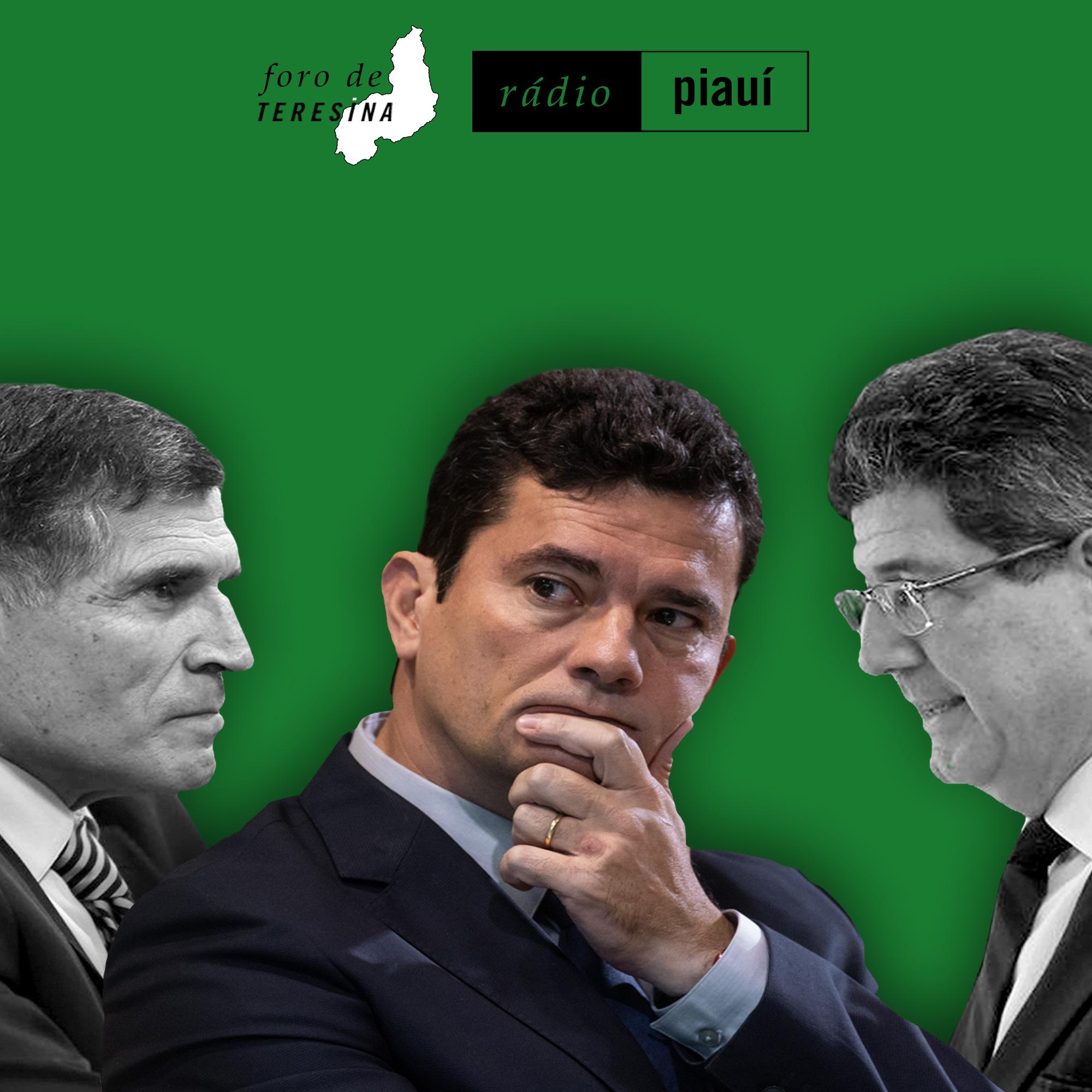 #56: Moro na berlinda, Santos Cruz e Levy no olho da rua
