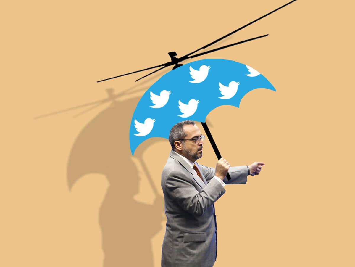 Balbúrdia faz de Weintraub vice de Moro no Twitter
