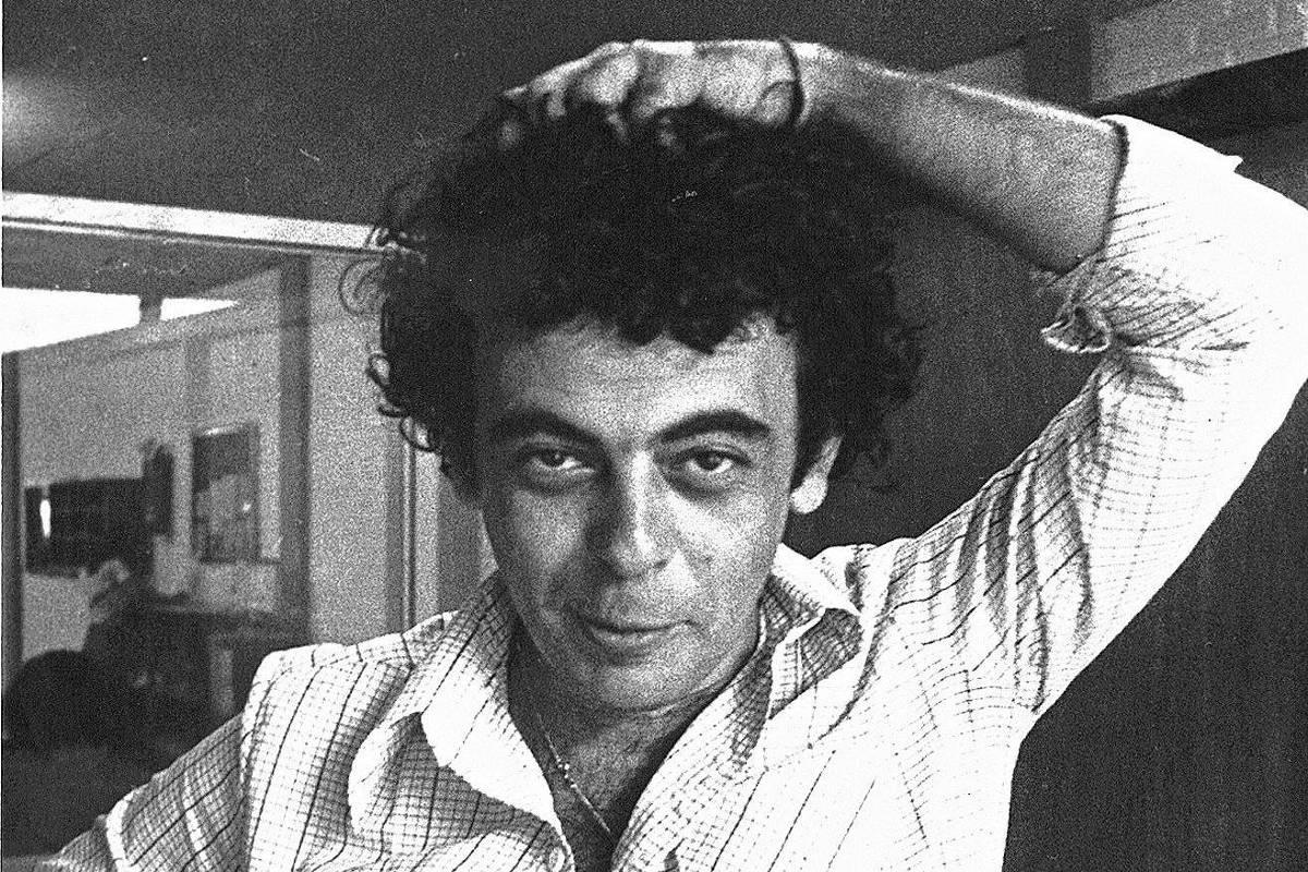O cineasta Glauber Rocha, cinema brasileiro