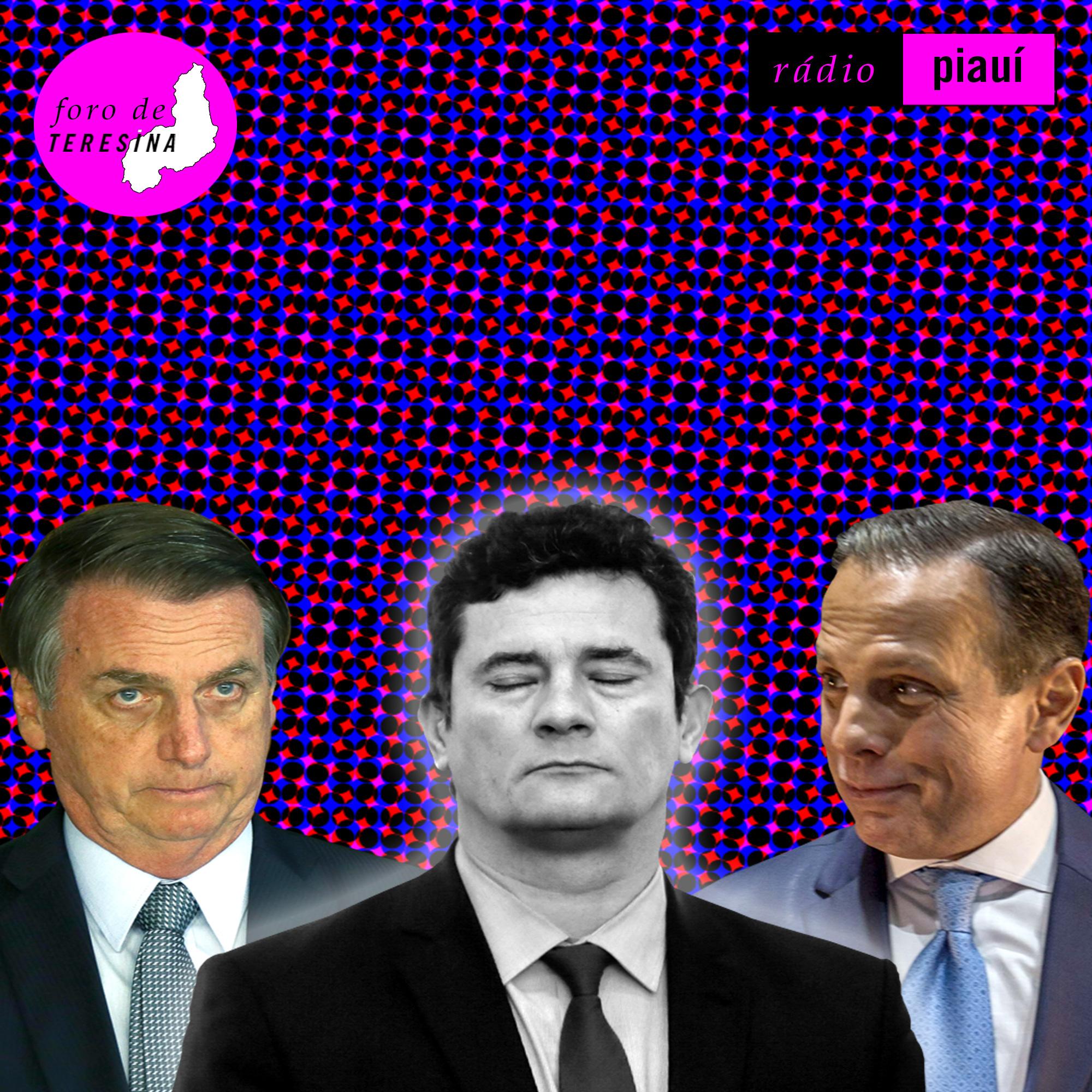 #59: A popularidade de Bolsonaro, o Congresso após a Previdência e o espólio de Moro