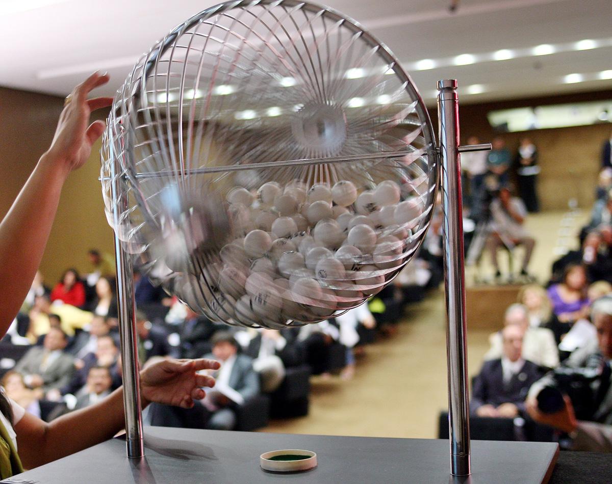 O sorteio do próximo concurso deve acontecer no presídio da Papuda. Até agora não foi registrada nenhuma aposta em Brasília