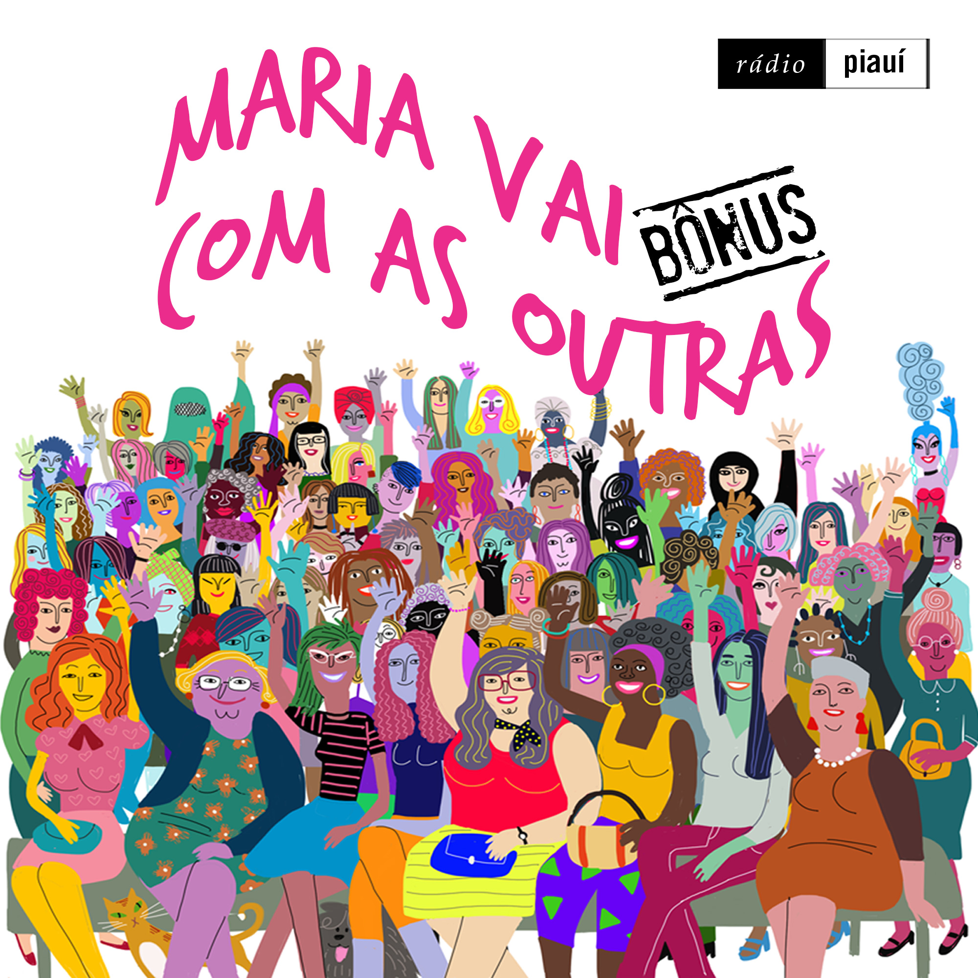 #6 (Bônus – parte II): Mulheres podcasters
