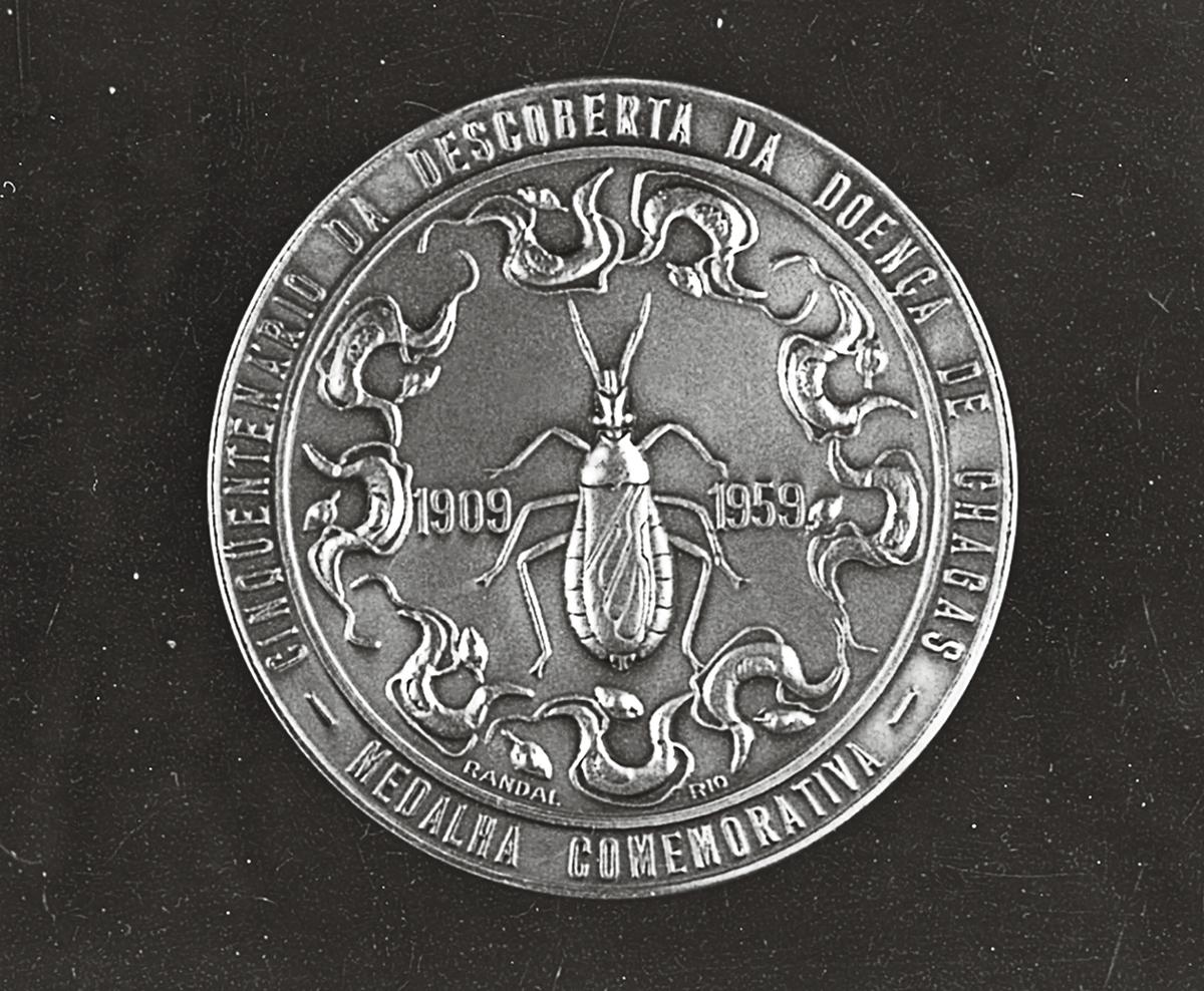 Nos bons tempos, a Randal – que nasceu em 1951 – fabricava não apenas medalhas, mas também chaveiros