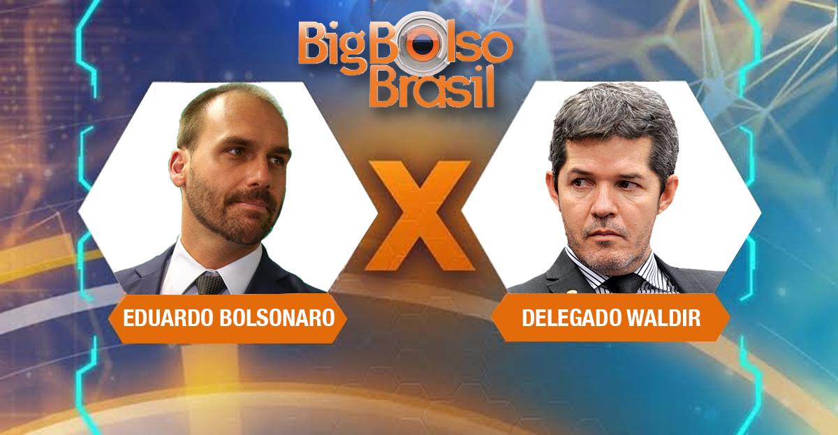 O vencedor do BBB 17 vai ganhar um fundo partidário, um ministro da Justiça e uma embaixada em Washington
