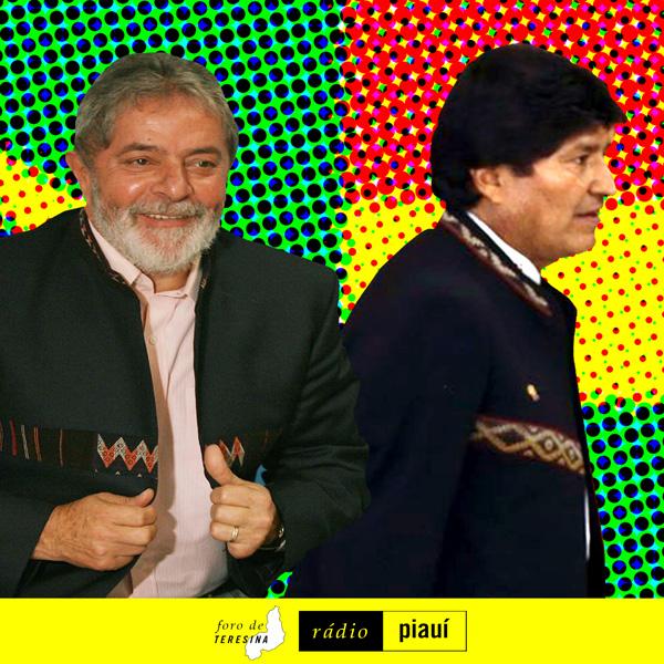#77: Lula solto, crise na Bolívia e o novo partido de Bolsonaro