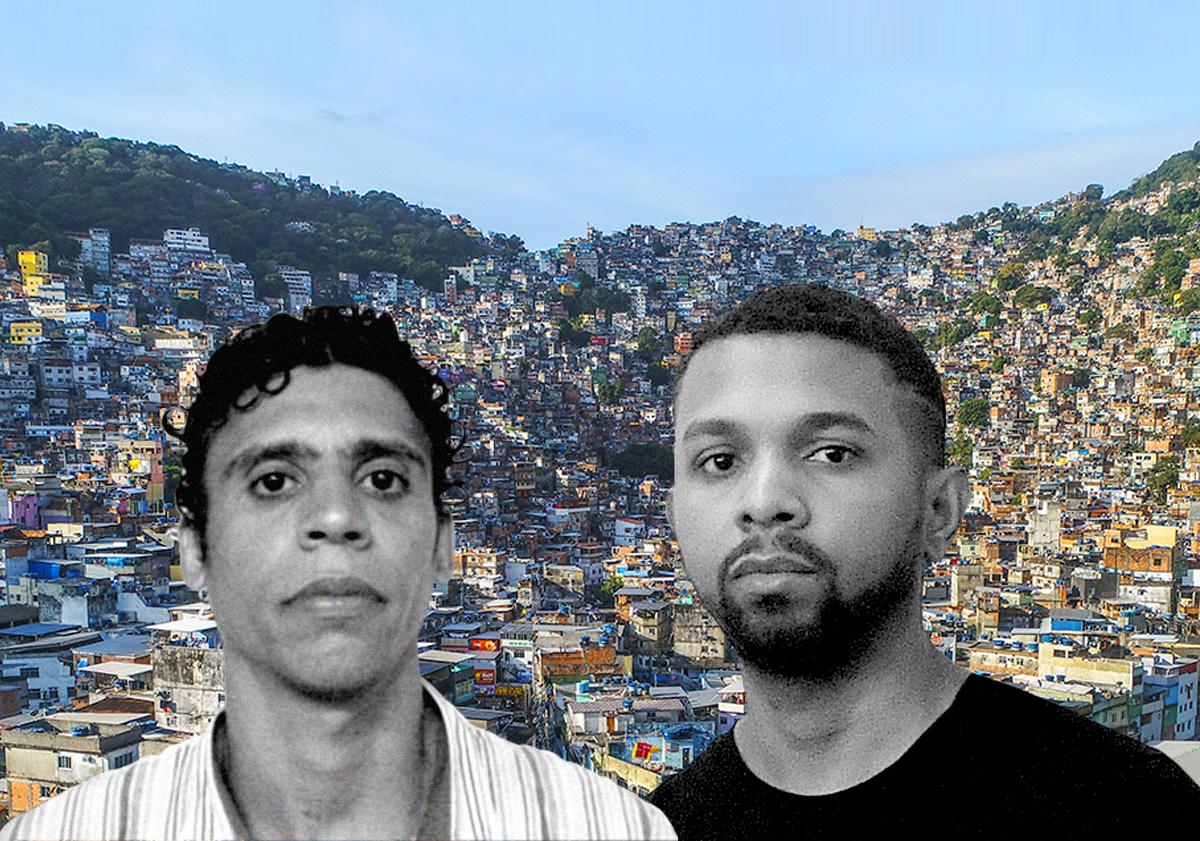 Nem e Rogério, presos em Rondônia –