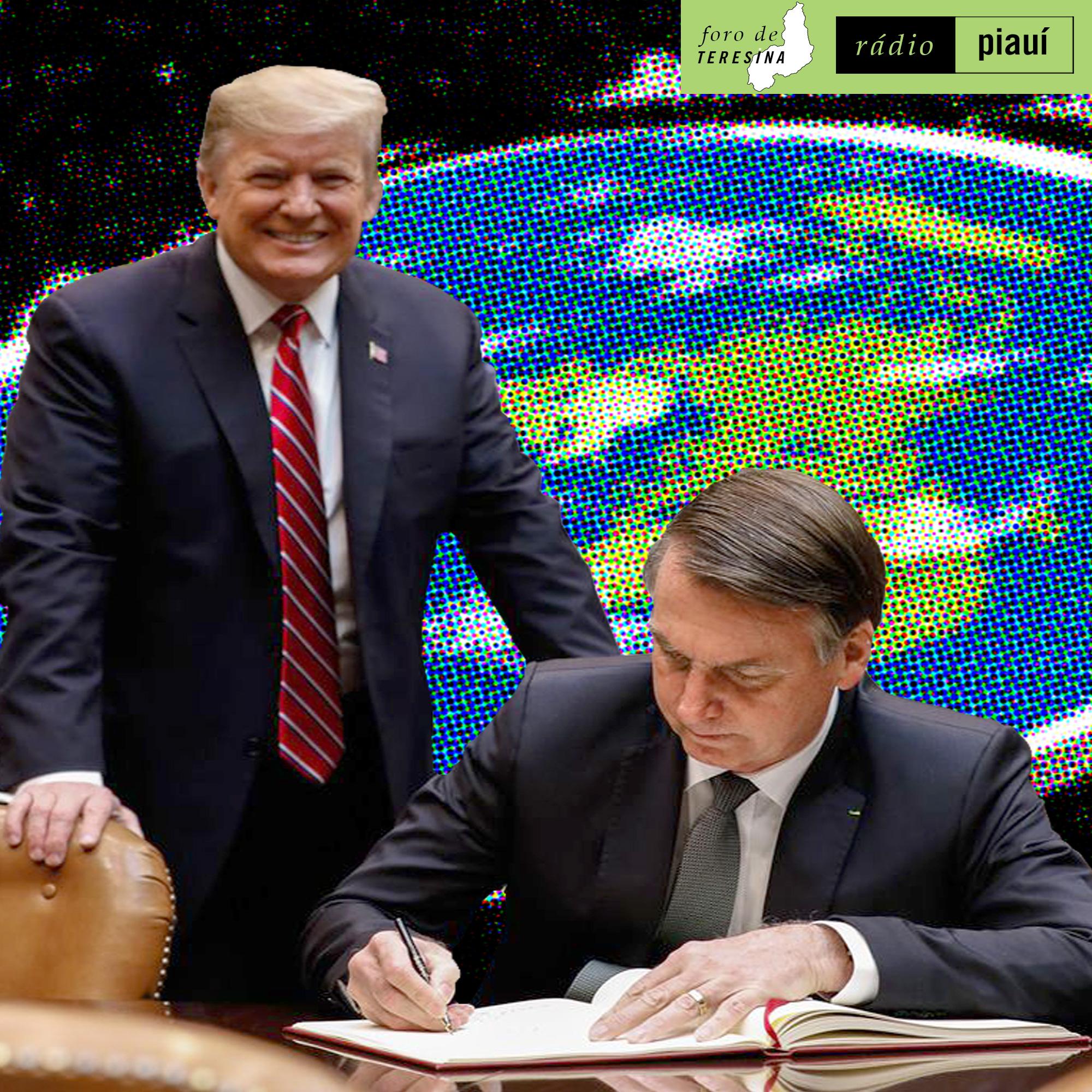 #80: A tragédia em Paraisópolis, o desaforo de Trump e a cultura do desaforo