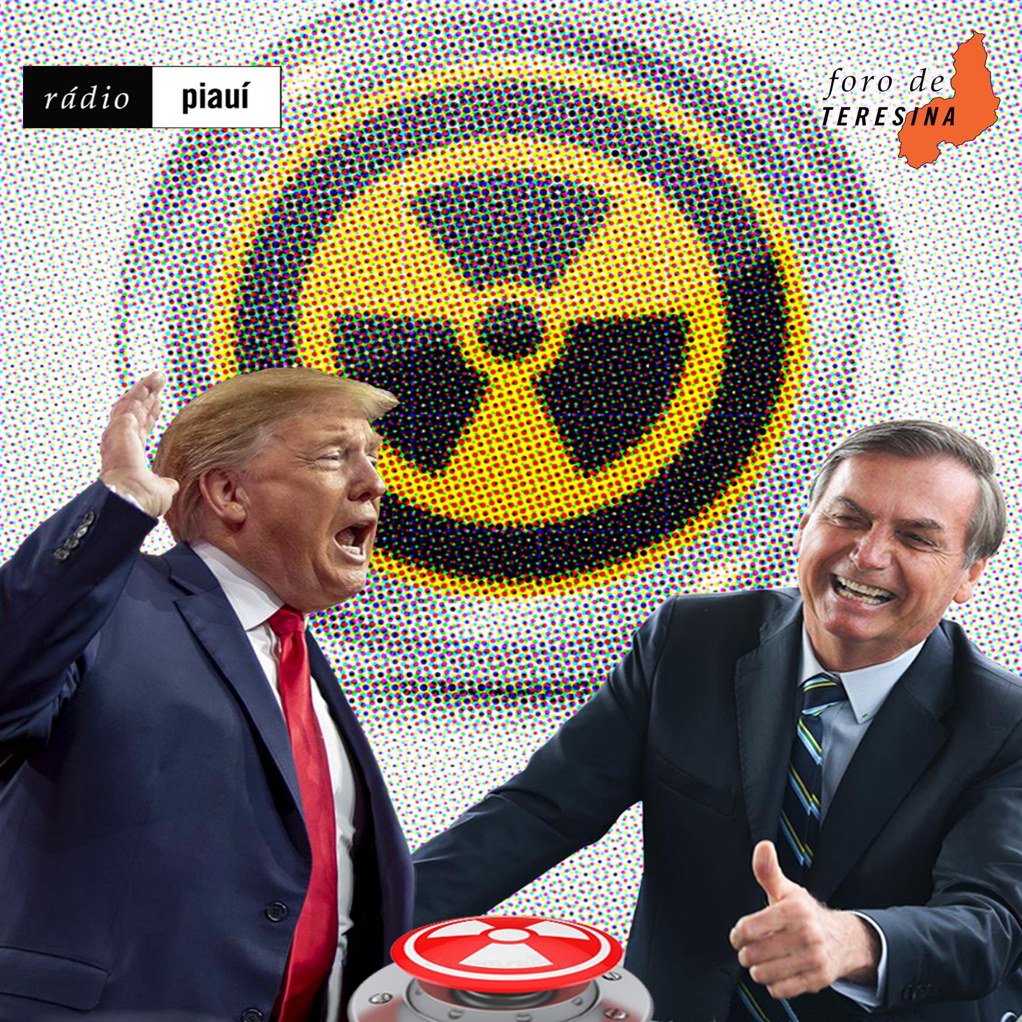 #83: EUA x Irã, Bolsonaro x Moro  e o atentado ao Porta dos Fundos