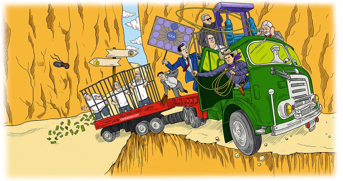 O desgoverno da caravana da Lava Jato: o populismo penal é duplamente perverso. De um lado, oferece uma falsa solução ao problema, ao se concentrar na penalização como saída para a corrupção. De outro, enfraquece a dimensão transformadora da pauta, que poderia levar a mudanças estruturais