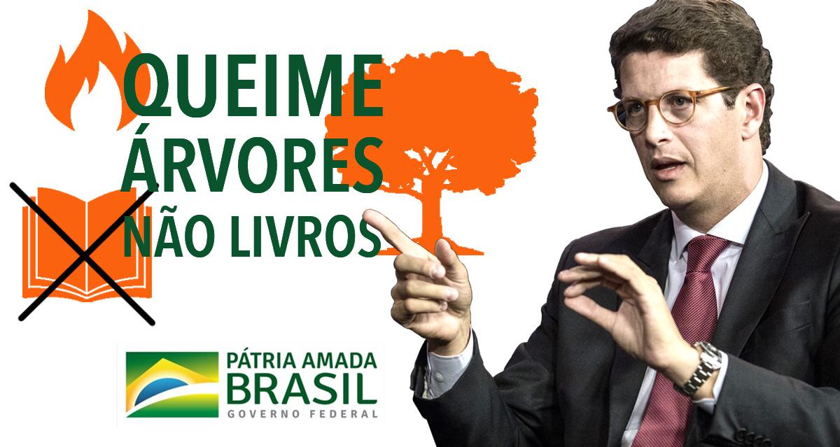 """A iniciativa de Rondônia enciumou também o ministro da Educação, Abraham Weintraub, que se manifestou via redes sociais: """"Isso é inçubordinassão. O foco, quer dizer, o fogo agora é no Enem."""""""