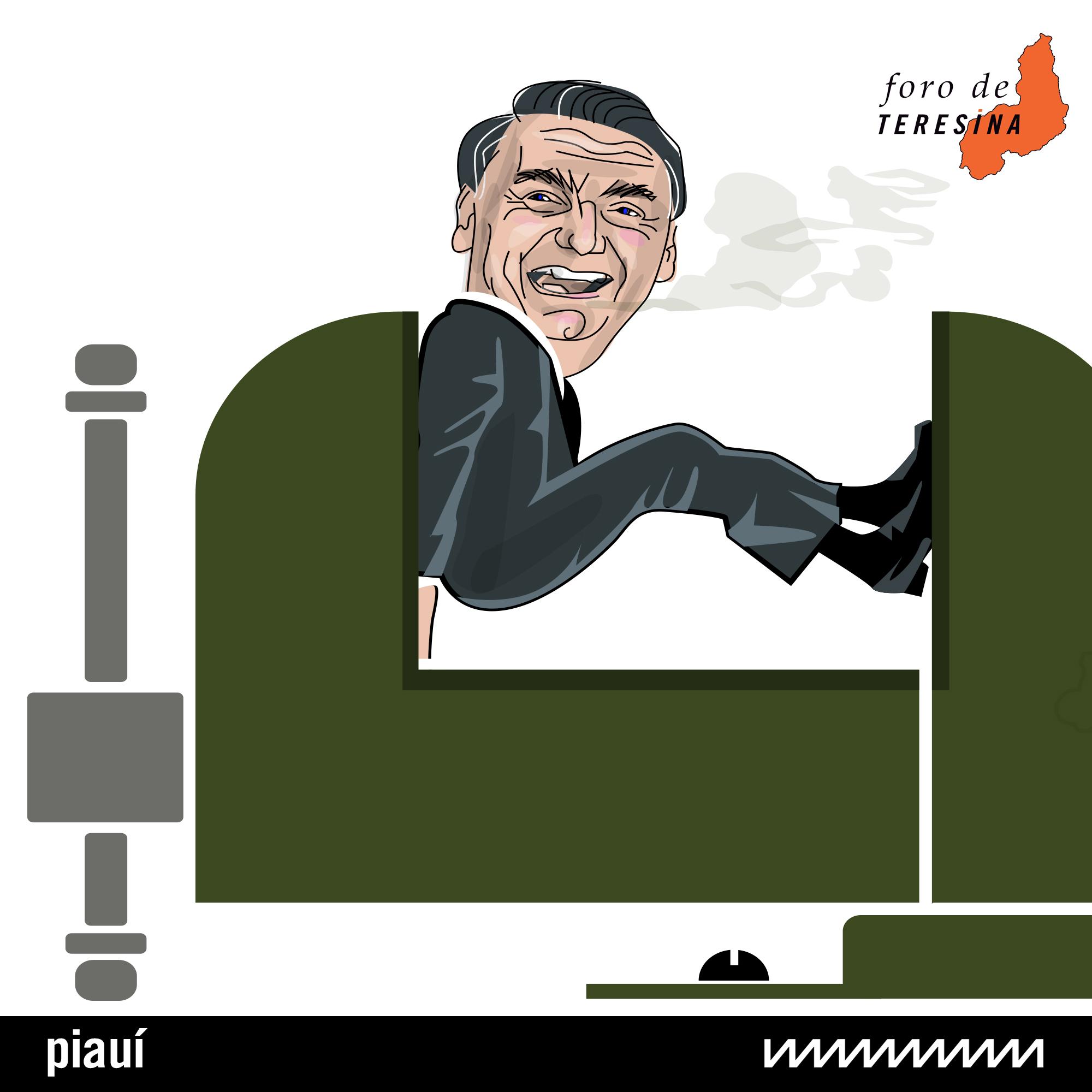 #101: Bolsonaro sob pressão