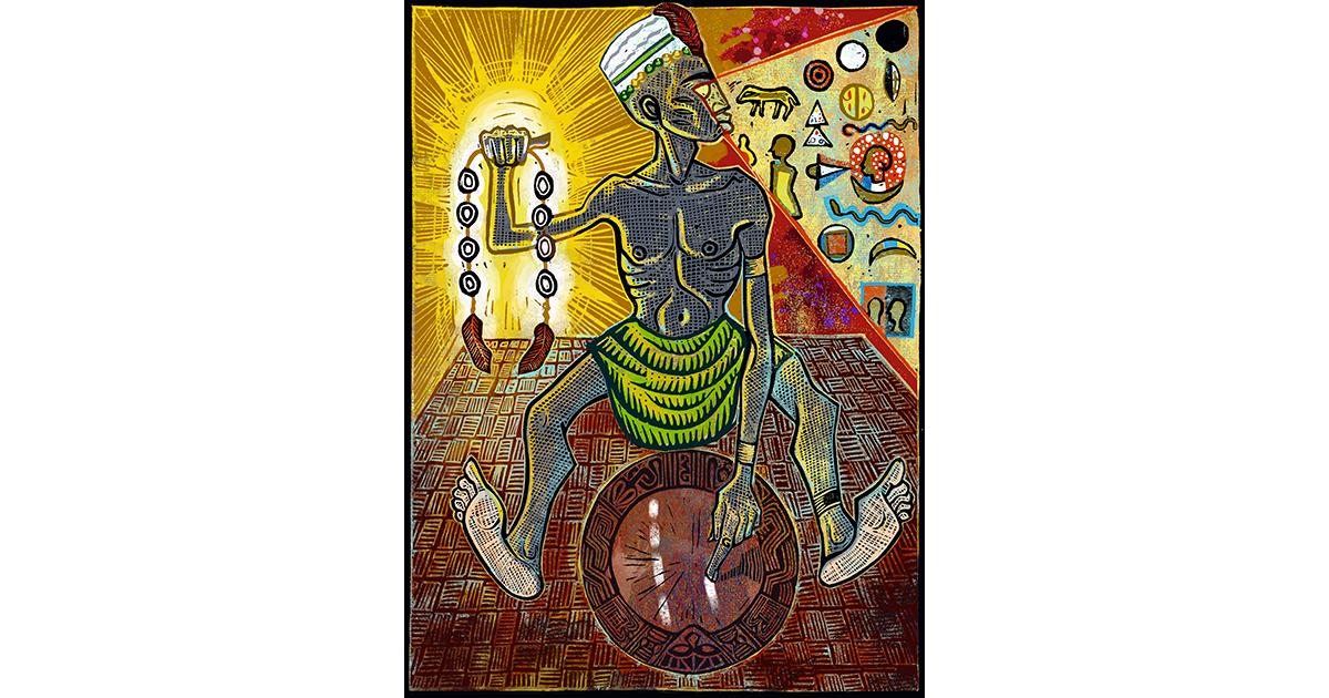 """O oráculo Ifá, porta-voz dos orixás: saibam que o momento é um """"freio de arrumação"""""""