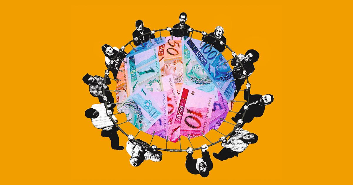O suporte da renda básica emergencial: ao usar o termo <i>voucher</i>, o governo tenta desidratar a ideia de renda básica, limitando sua aplicação ao contexto excepcional de uma epidemia