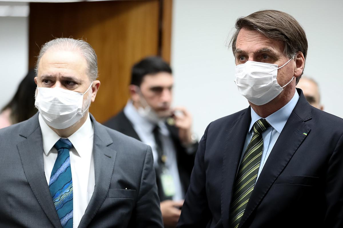 Aras e Bolsonaro: aproximação provoca revolta de parte dos membros do MPF –