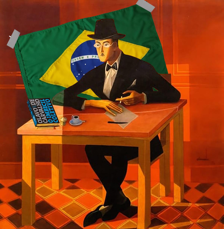 """O literato Jair Bolsonaro (ou Wal do Açaí) também é conhecido pelo verso """"Tudo vale a pena se a arma não é pequena"""""""