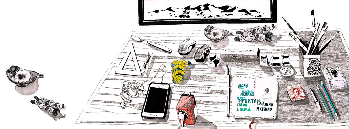"""A literatura vista da janela: """"Não sei se a criatividade pode ser construída num contexto tão opressivo. Escrevo por encomenda, como quem cumpre tabela. Faço isso por dinheiro"""""""