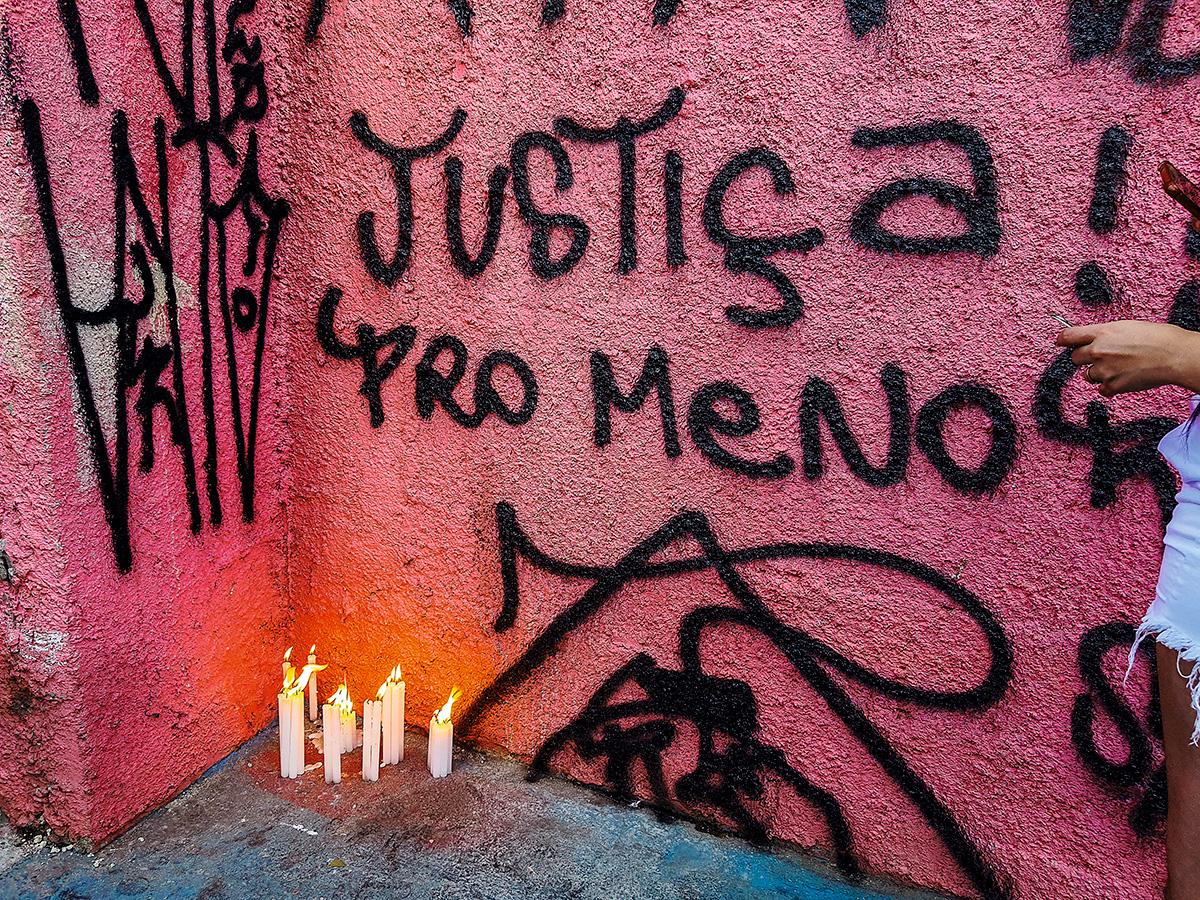 Paraisópolis, 21 de maio de 2020, 14h40