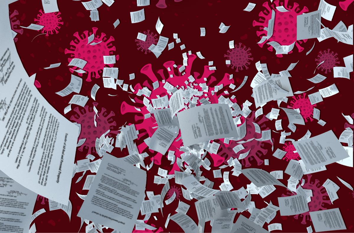 Pandemia de <i>papers</i>