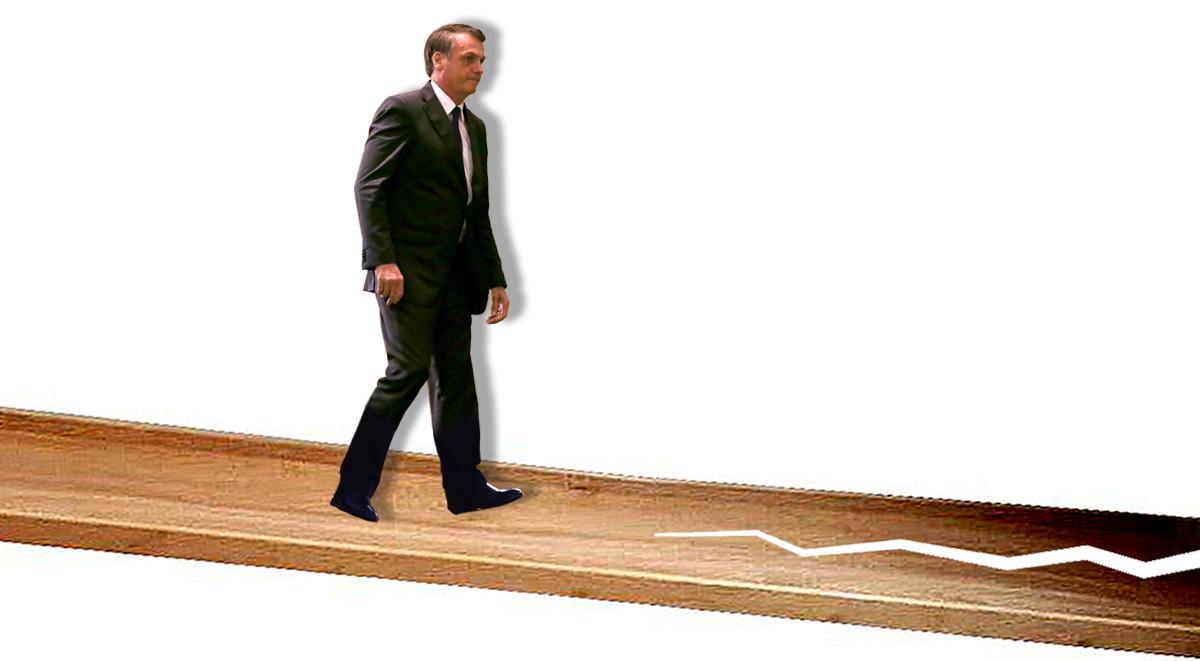 Bolsonaro e a ilusão dos 30%