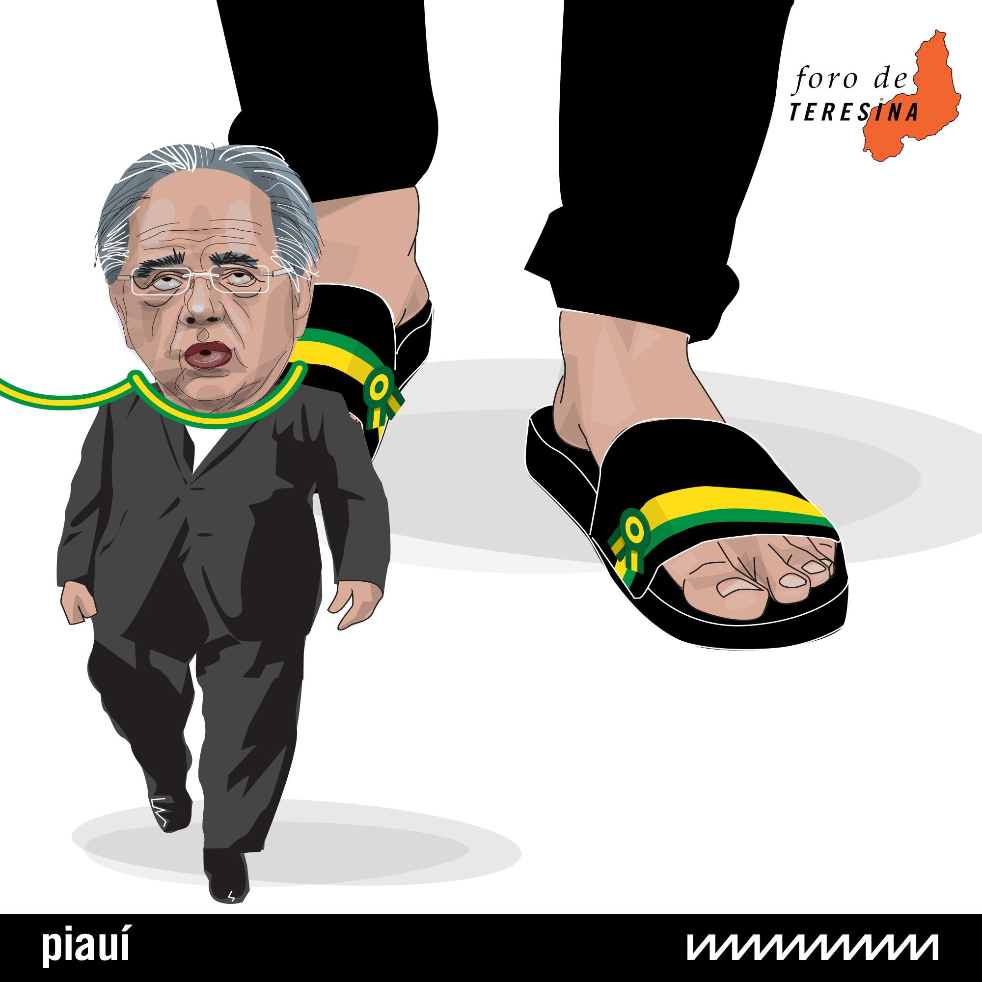 #113: Bolsonaro fura o teto