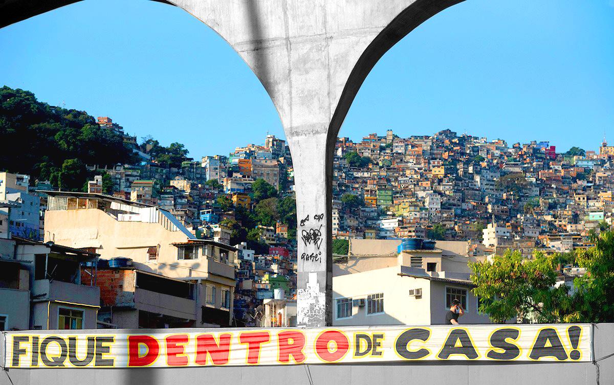 Crime e Covid no Rio