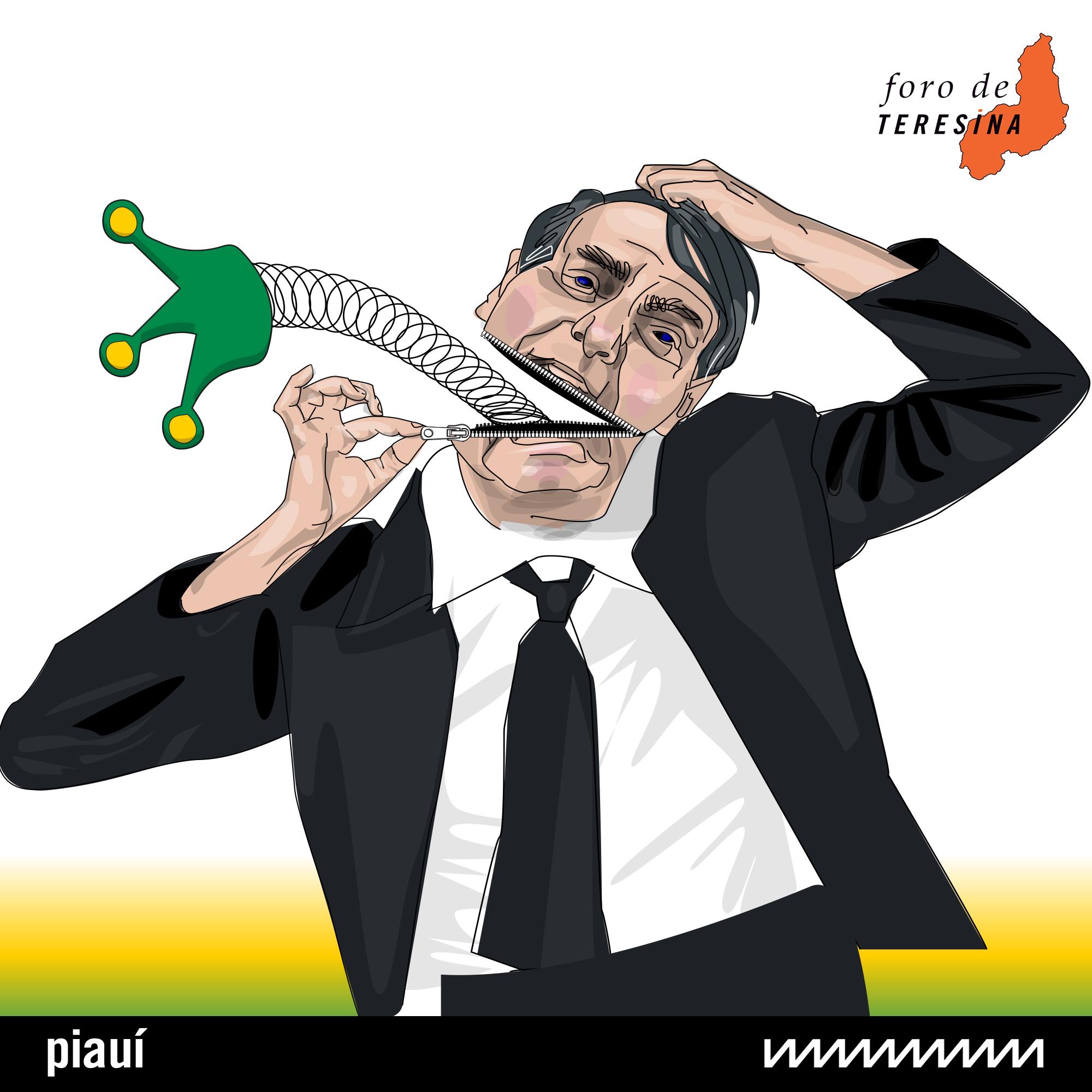 #119: Bolsonaro entre o verde e as verdinhas