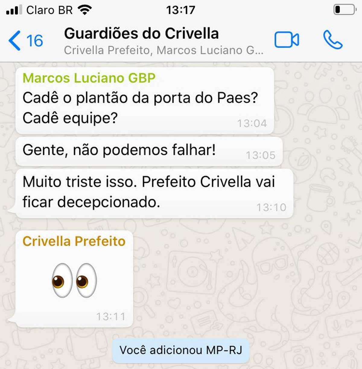 Partidos adversários de Crivella estão buscando maneiras de manter seus candidatos sem identificação até a véspera das eleições, evitando assim possíveis operações de busca e apreensão
